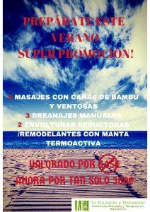 PREPÁRATE PARA EL VERANO CON ESTA SUPER PROMOCIÓN!